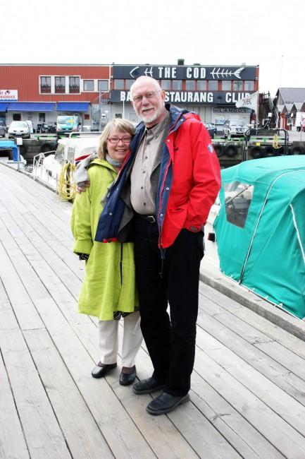 Margareta och Lars
