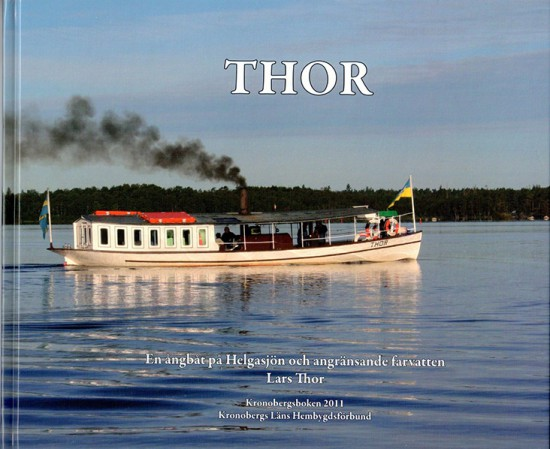 Bok om Ångaren Thor