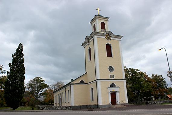 Medeltidskyrkan i Lenhovda